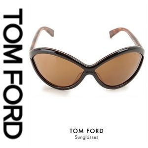 💕SALE💕Tom Ford Brown Buttery TF121 Sunglasses